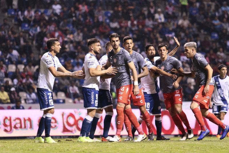 Puntuaciones de Necaxa en la jornada 18 de la Liga MX Apertura 2019