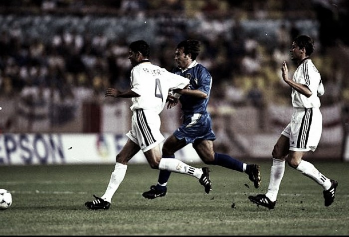 De favorito a derrotado: último confronto entre Real Madrid e ingleses na Supercopa