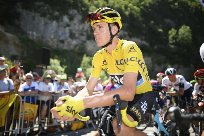 Tour de France 2016 - 17° tappa, la presentazione: Berna - Finhaut-Emosson