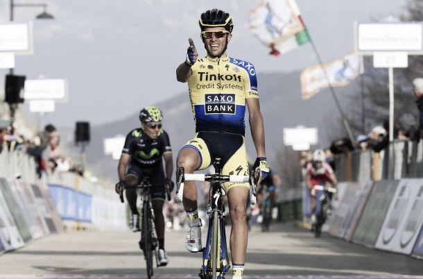Alberto Contador retirar-se-á em 2016