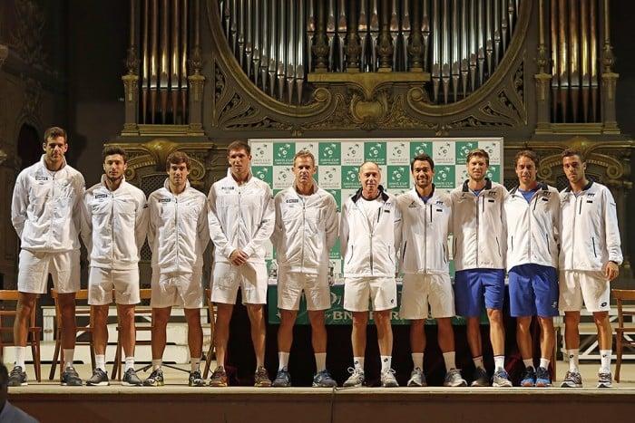 Coppa Davis, Italia vs Argentina: il programma