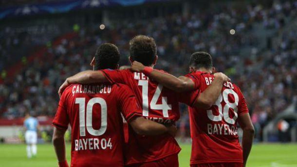 El Bayer Leverkusen vence a un Lazio indolente