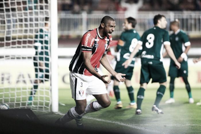 Joinville vence Goiás e ganha sobrevida para sair da zona de rebaixamento