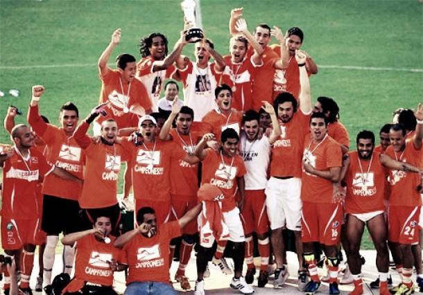 4 años del último campeonato de Correcaminos