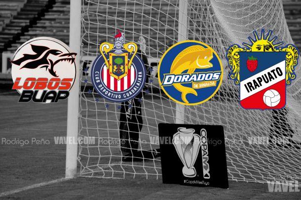 Lobos ya conoce a su grupo para la Copa MX