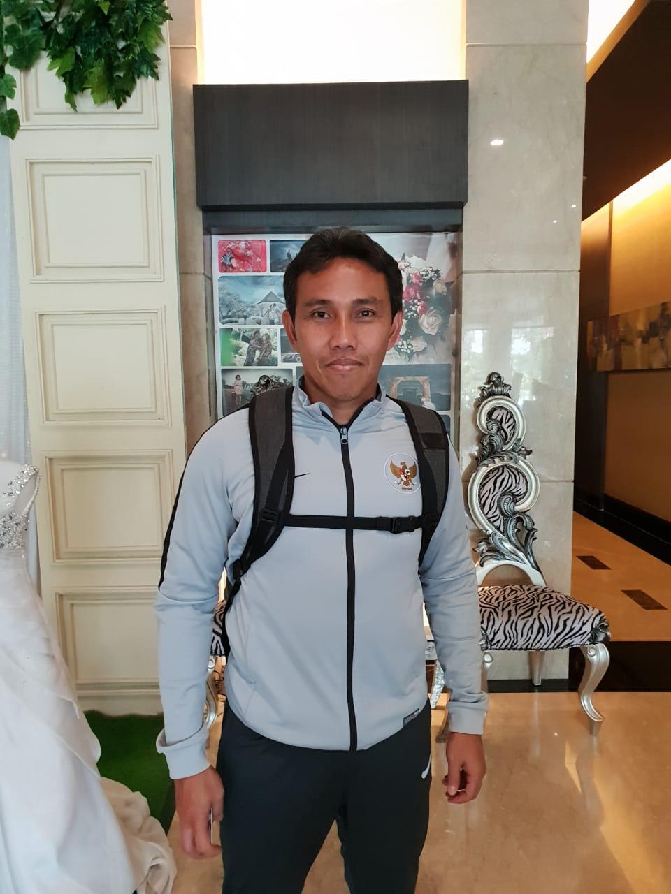 Pelatih Bima Sakti Bawa 23 Pemain ke Thailand