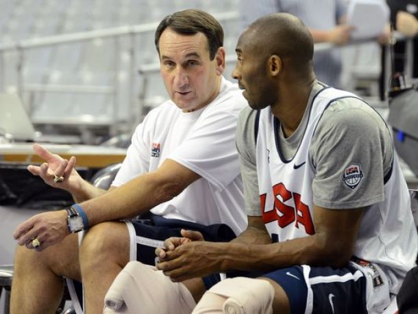 Team Usa: Coach K. lascerà la nazionale dopo Rio