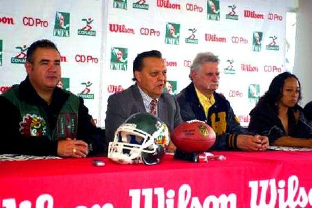 Coaches UNAM dirigirán selecciones de fútbol americano y tocho bandera en mundial