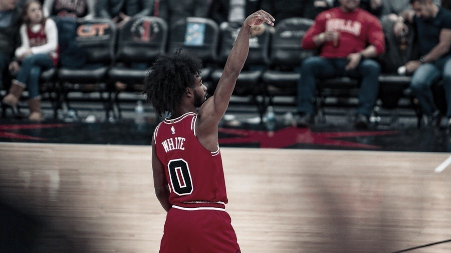 Coby White sets rookie record