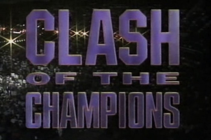 WWE interested in bringing back Clash of the Champions?