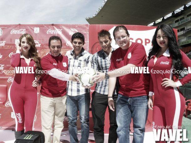 Se presentó en León la 18va. edición de la Copa Coca-Cola
