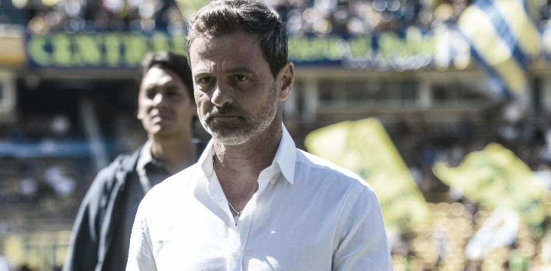 """Diego Cocca: """"Para nosotros es importante lo que estamos jugando, es una Libertadores"""""""
