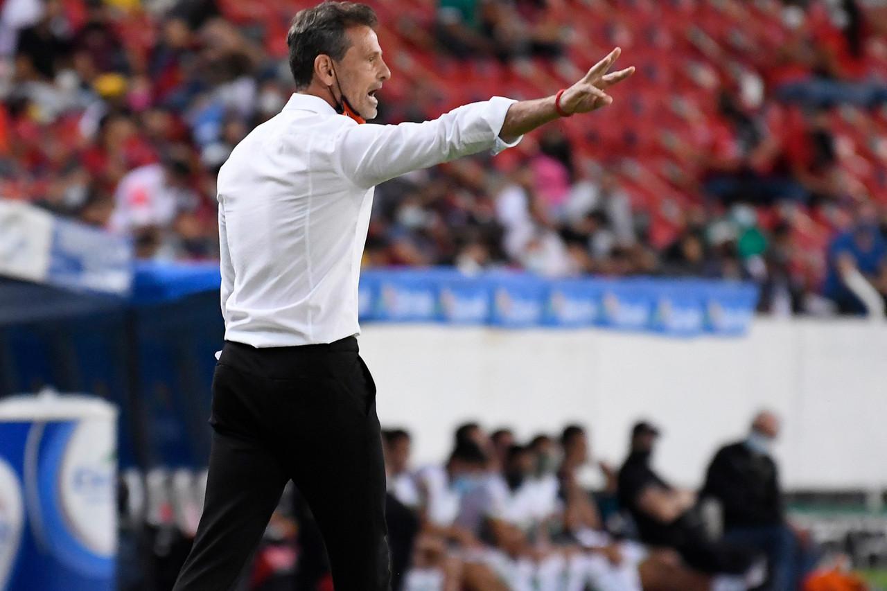 Diego Cocca reconoce complicaciones para vencer a Juárez