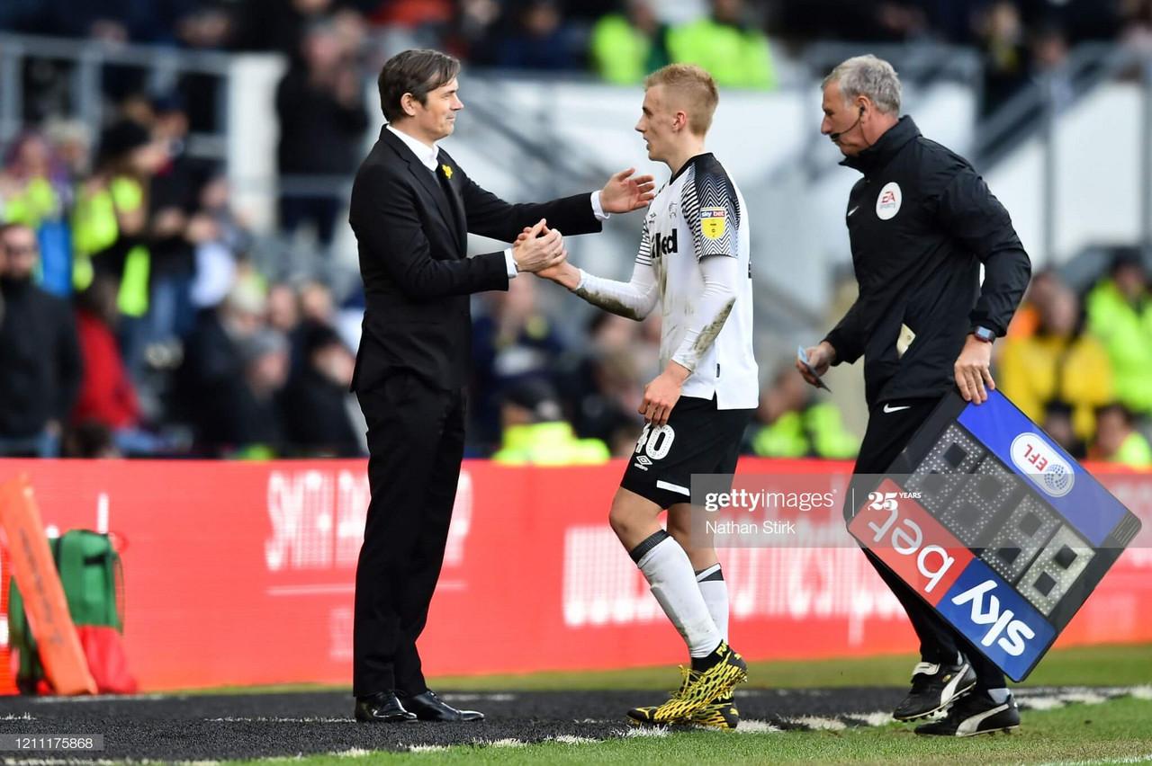 Preston North End vs Derby County: LIVE Stream and Score (0-1)