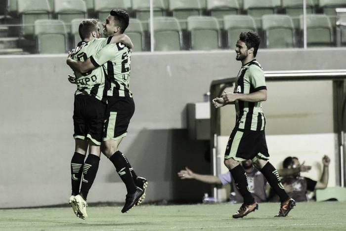 De volta à Série A, América-MG estreia em casa diante do Sport no Campeonato Brasileiro