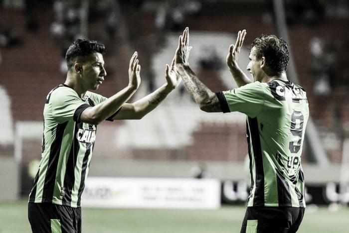 Após vitória na estreia, América visita URT em busca da liderança do Campeonato Mineiro