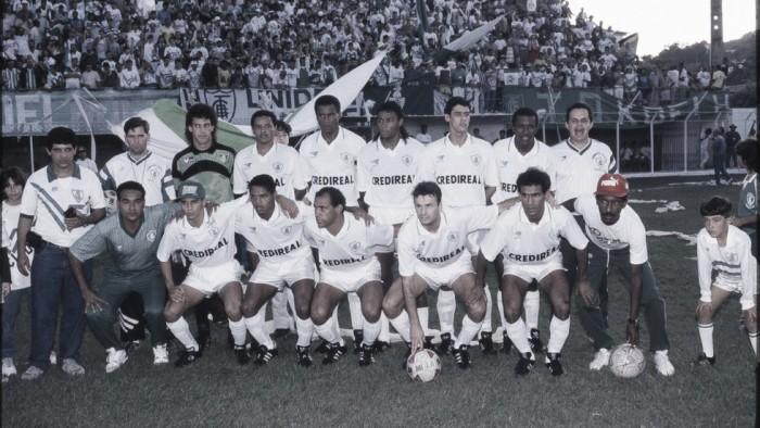 Relembrando: em 1993, América goleou Atlético-MG e encaminhou 14º título estadual