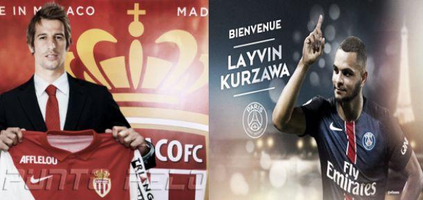 Mónaco reforça-se...e reforça Paris SG: Kurzawa sai, entra Fábio Coentrão