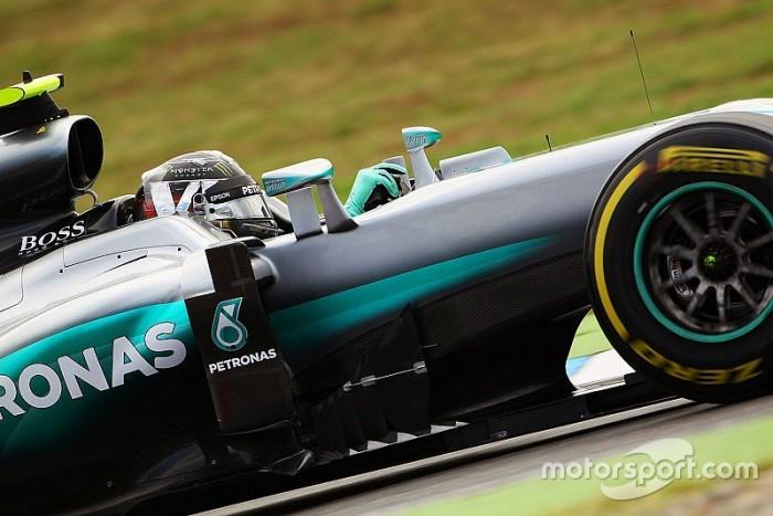 Hockenheim, Rosberg vola nelle FP2, Vettel terzo