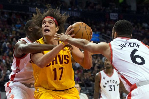 Toronto Raptors Defeat LeBron-Less Cleveland Cavaliers In Pre-Season Action