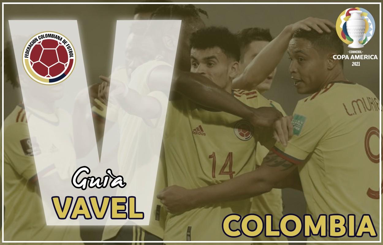 Guía VAVEL, Copa América 2021: Colombia
