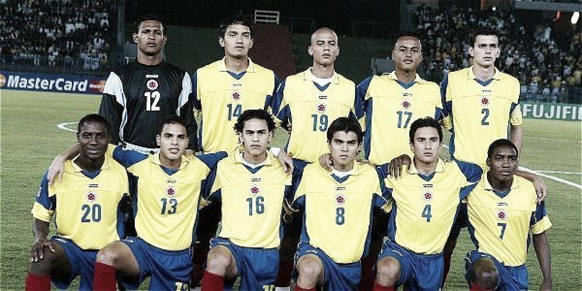 Otros logros de la Selección: Mundial Sub 20 2003