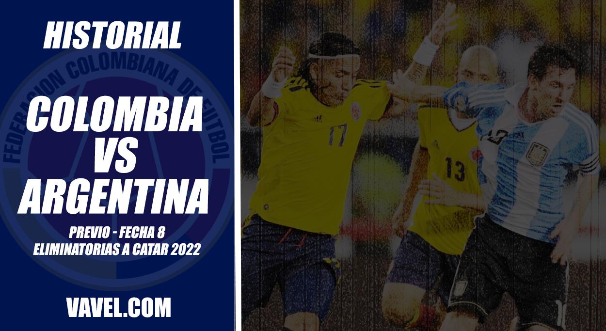Historial Colombia vs Argentina: números poco alentadores