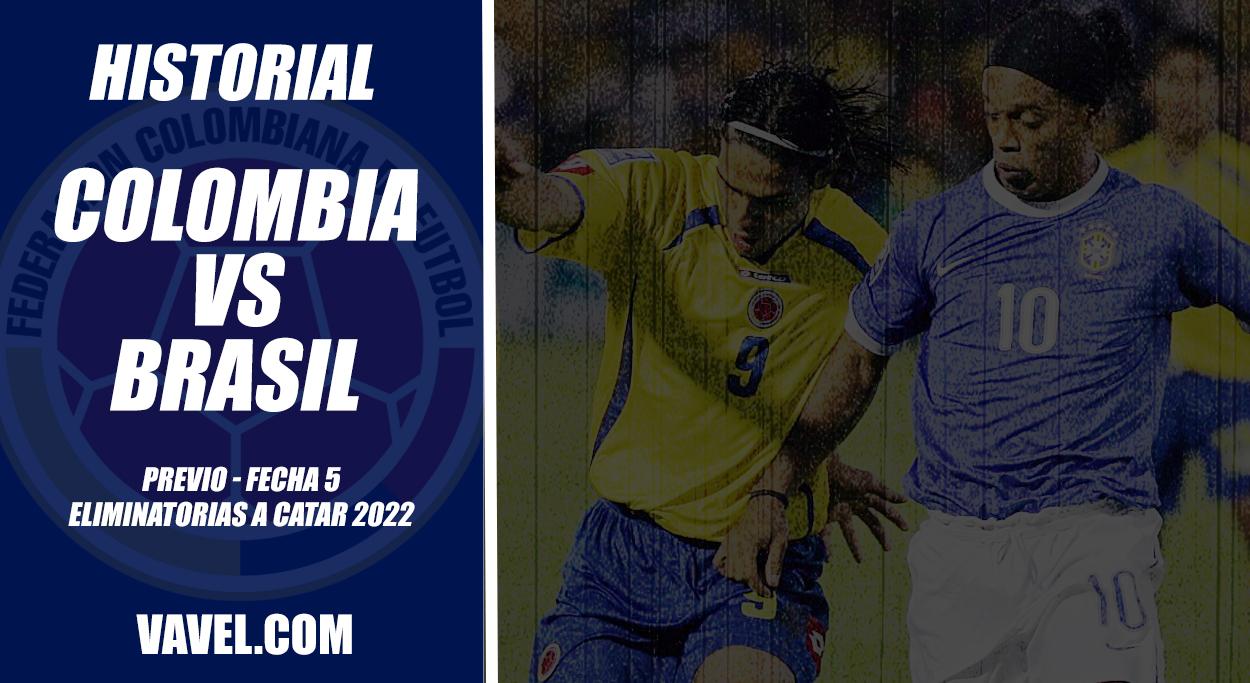 Historial Colombia vs Brasil: duelo con sabor amargo