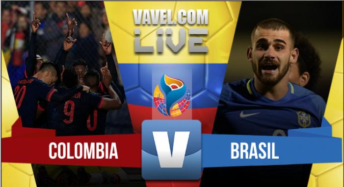 Brasil Vs Argentina Sub 20: Resultado Colombia Vs Brasil En Sudamericano Sub-20 2017
