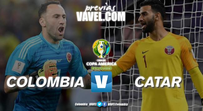 Previa Colombia vs Catar: la 'tricolor' va por la clasificación adelantada