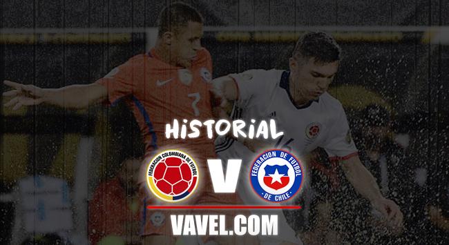Historial Colombia vs Chile: la 'tricolor' busca vencer al bicampeón