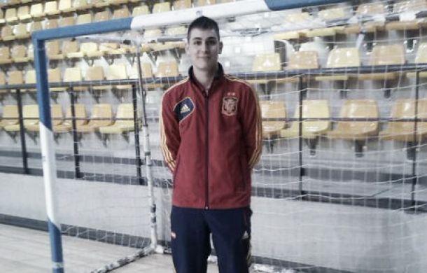 Iván Bernad refuerza la portería de Umacon Zaragoza