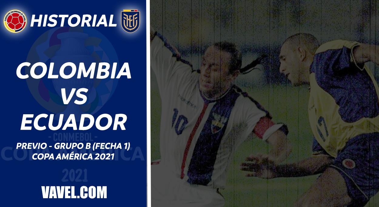 Historial Colombia vs Ecuador: dominio 'cafetero' en la Copa América