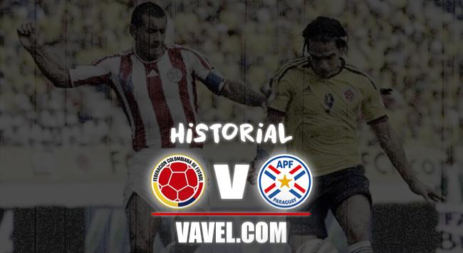 Colombia vs Paraguay: historial de enfrentamientos