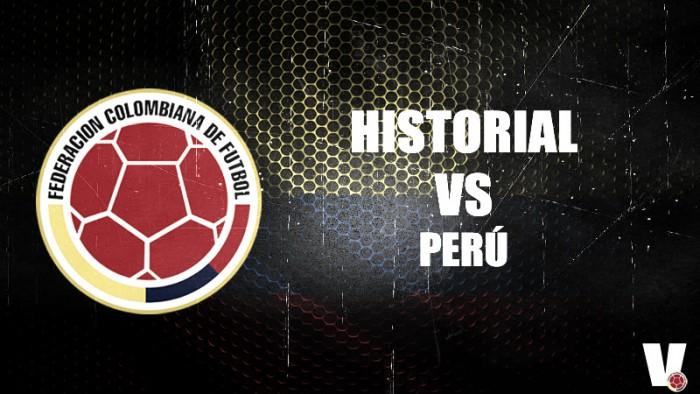Historial: Colombia ante Perú por las eliminatorias