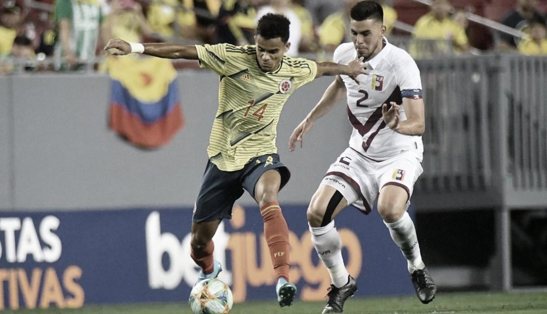 Análisis: Colombia vs. Venezuela, un clásico de la hermandad que se fue en tablas
