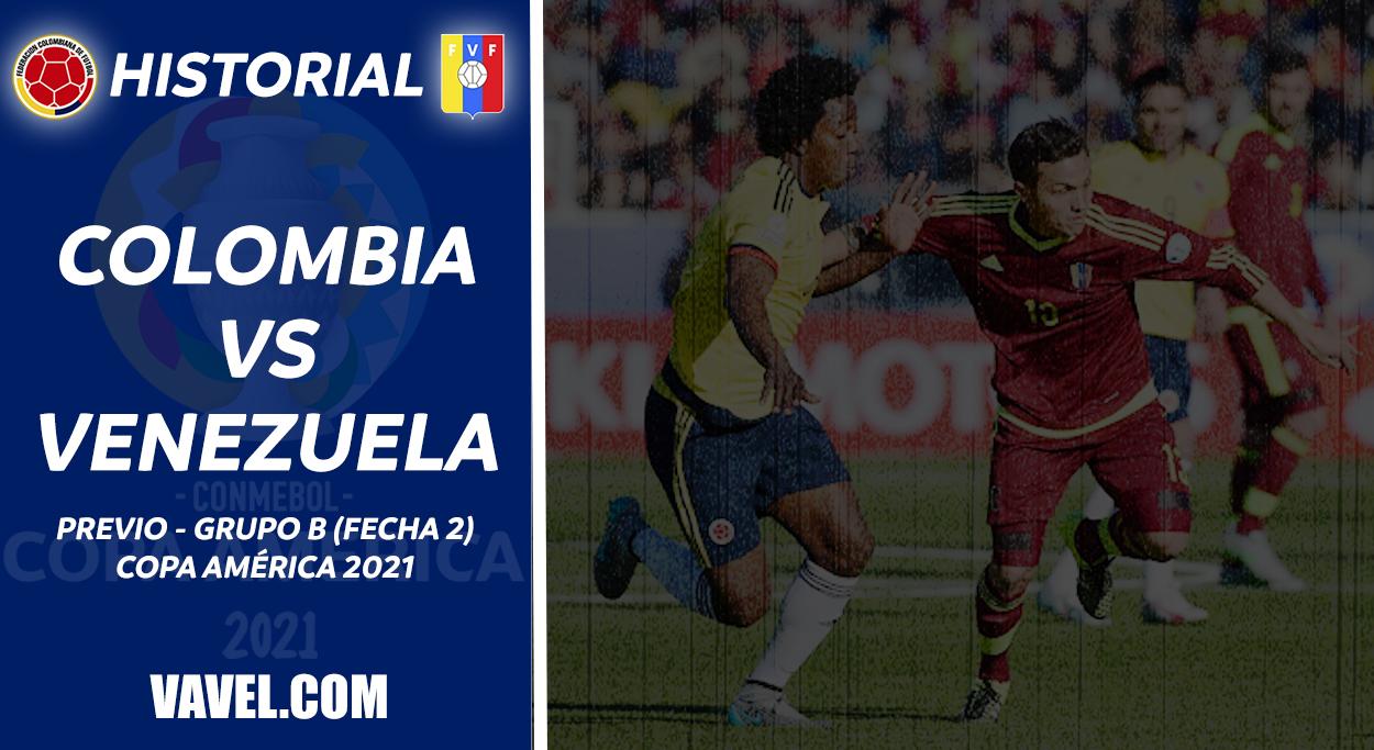 Historial Colombia vs Venezuela: ventaja 'cafetera' por Copa América