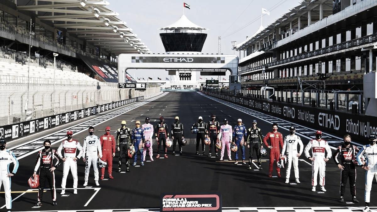 Cambios en la temporada 2021 de la F1