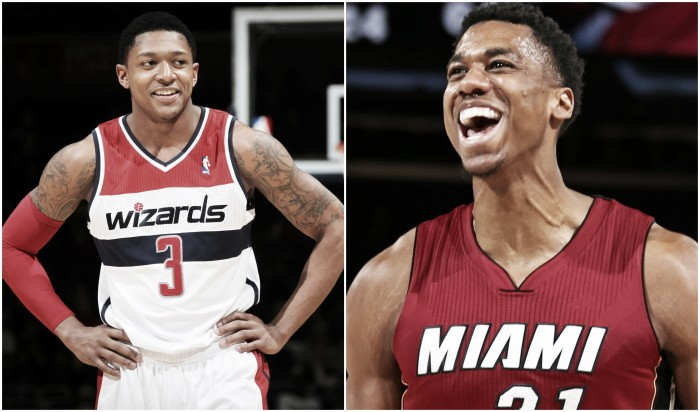 Whiteside y Beal marcan sus topes anotadores