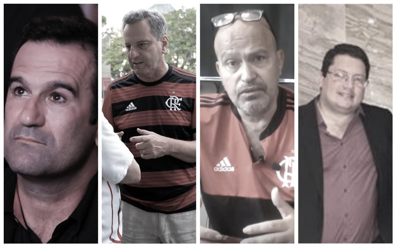 Eleições no Flamengo: sócios decidem quem será novo presidente no triênio 2019/21