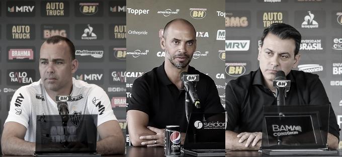 Resultados negativos provocam demissão de Dudamel, gerente e diretor de futebol do Atlético-MG