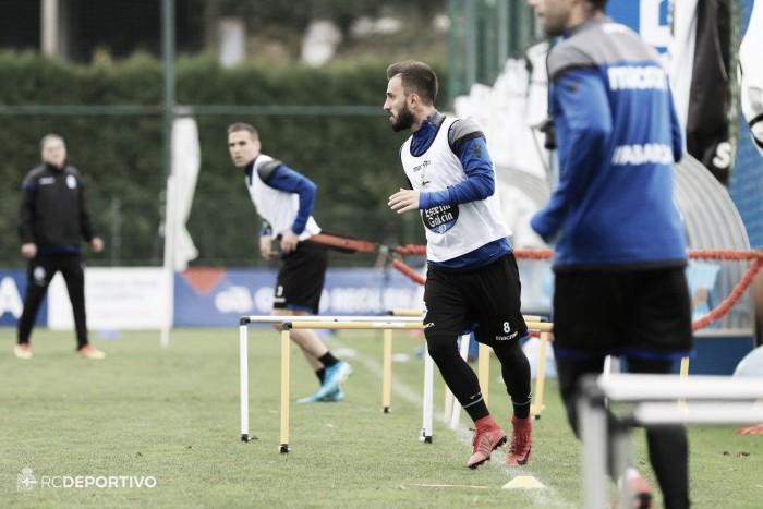 Trabajo físico para hacer frente al Barça