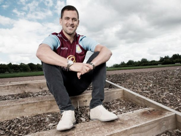 Joe Cole é o novo reforço do Aston Villa