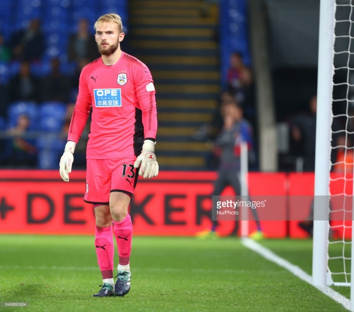 Joel Coleman praises influence of Huddersfield keeper Rob Green