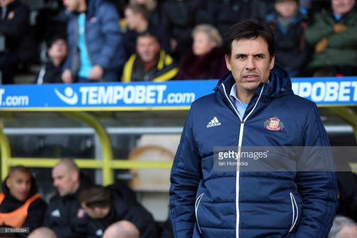 Sunderland vs Reading Preview: Chris Coleman looking to move out of bottom three in first home game