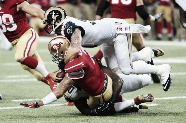 Los 49ers se hunden y caen en casa contra los Rams