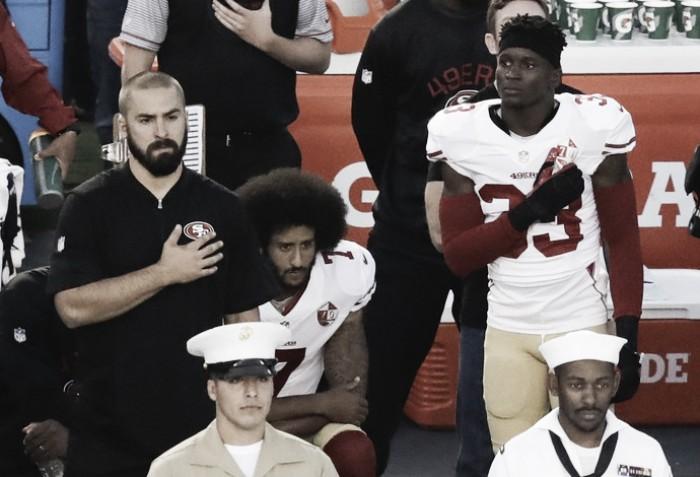 Precisamos falar sobre o protesto de Colin Kaepernick