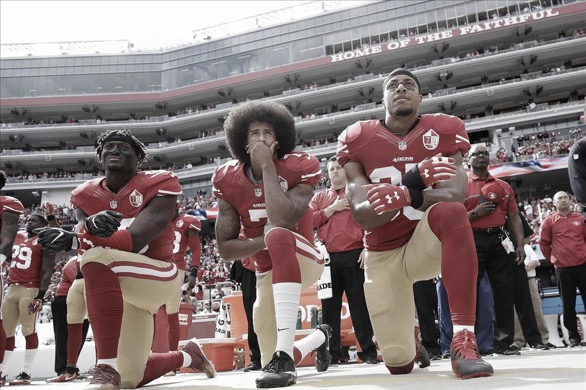 El junio polideportivo en contra del racismo
