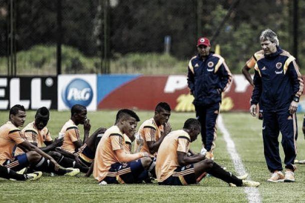 Selección Colombia Sub-20 se alista para el Mundial de Nueva Zelanda