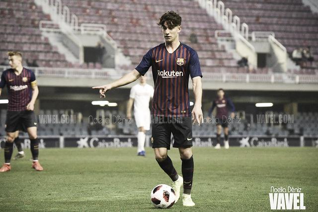 Resumen FC Barcelona 3-2 Atlético Levante en Segunda División B